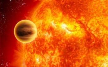 Hallan el planeta más caliente y rápido